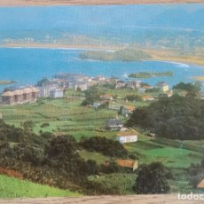 Postales: POSTAL ISLA ( SANTANDER, CANTABRIA) VISTA PANORÁMICA - DOMINGUEZ. Lote 207023910