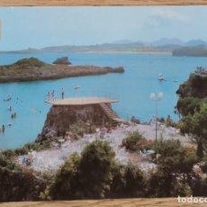 Postales: POSTAL ISLA - TERRAZA DEL HOTEL ALFAR ( SANTANDER, CANTABRIA) DOMINGUEZ. Lote 207024147
