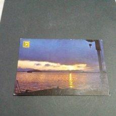 Postales: POSTAL DE LAREDO - PUESTA DE SOL- BONITAS VISTAS- LA DE LA FOTO VER TODAS MIS POSTALES. Lote 207185175