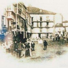 Cartes Postales: REINOSA (CANTABRIA) POSTAL PUBLICITARIA HOTEL RUBEN - SIN CIRCULAR. Lote 207627180