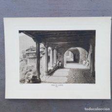 Postales: GRAN FOTOGRAFIA/FOTOTIPIA IMPRESA POTES CANTABRIA FOTO OTTO WUNDERLICH. Lote 208184635