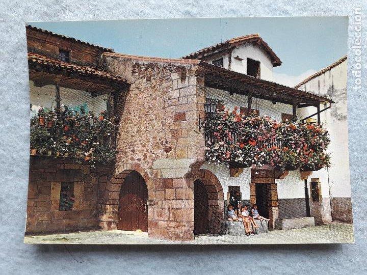 LIÉRGANES. SANTANDER. CASA TÍPICA. (Postales - España - Cantabria Moderna (desde 1.940))