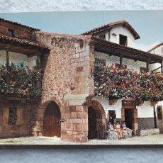 Postales: LIÉRGANES. SANTANDER. CASA TÍPICA.. Lote 208571831