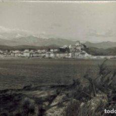 Postales: SAN VICENTE DE LA BARQUERA, CANTABRIA. FOTOGRÁFICA SIN CIRCULAR.. Lote 209390071