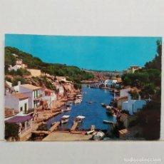 Postales: MALLORCA (BALEARES) ESPAÑA, SANTANYI, CALA FIGUERA, VISTA PARCIAL, CASA PLANAS. Lote 210594695