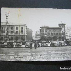 Postales: SANTANDER-CASA CORREOS Y BANCO DE ESPAÑA-ARCHIVO ROISIN-FOTOGRAFICA-POSTAL ANTIGUA-(72.383). Lote 210601148