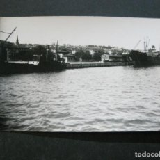 Postales: SANTANDER-MUELLE-ARCHIVO ROISIN-FOTOGRAFICA-POSTAL ANTIGUA-(72.396). Lote 210602195
