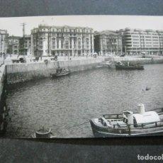 Postales: SANTANDER-PUERTO CHICO-ARCHIVO ROISIN-FOTOGRAFICA-POSTAL ANTIGUA-(72.397). Lote 210602213