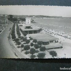 Postales: SANTANDER-SARDINERO-BALNEARIO Y PLAYA-ARCHIVO ROISIN-FOTOGRAFICA-POSTAL ANTIGUA-(72.405). Lote 210602887