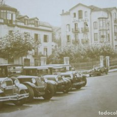 Postales: SANTANDER-SARDINERO-HOTEL PARIS-ARCHIVO ROISIN-FOTOGRAFICA-POSTAL ANTIGUA-(72.409). Lote 210603417
