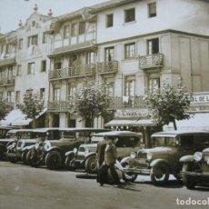 Postales: SANTANDER-SARDINERO-HOTEL CASTILLA-ARCHIVO ROISIN-FOTOGRAFICA-POSTAL ANTIGUA-(72.410). Lote 210603477
