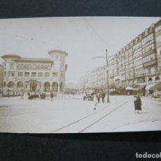 Postales: SANTANDER-RIBERA Y CASA CORREOS-ARCHIVO ROISIN-FOTOGRAFICA-POSTAL ANTIGUA-(72.411). Lote 210603572