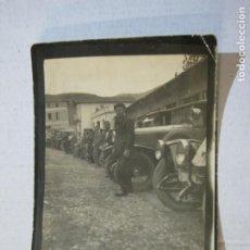 Postales: SANTANDER-COCHES-FOTOGRAFICA-FOTOGRAFIA ANTIGUA-(72.810). Lote 211432795