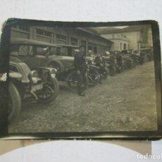 Postales: SANTANDER-COCHES-FOTOGRAFICA-FOTOGRAFIA ANTIGUA-(72.811). Lote 211432841