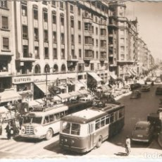Postales: SANTANDER 47 AVENIDA DE C. SOTELO DARVI CIRC. 1958. Lote 211463486
