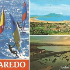 Postales: [POSTAL] DIVERSOS ASPECTOS. LAREDO (CANTABRIA) (CIRCULADA). Lote 211556720