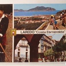 Postales: LAREDO/ CANTABRIA/ SIN CIRCULAR/ (REF.D.18). Lote 211622566