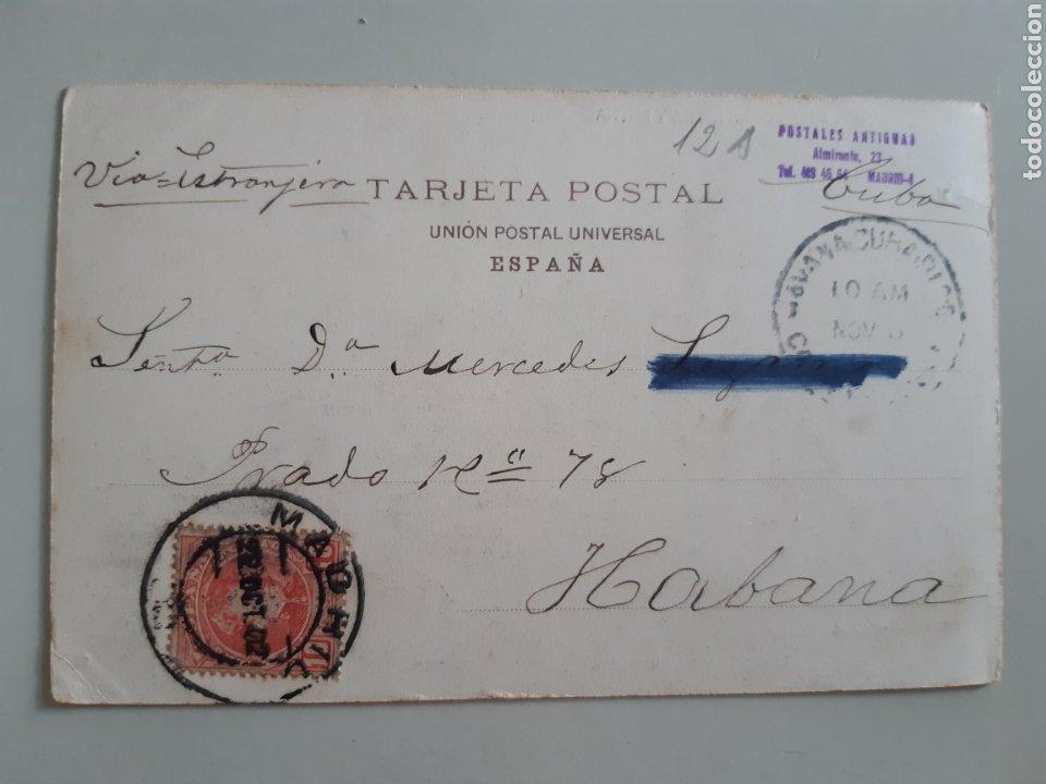 Postales: Postal Santander Colección La Tierruca Mora y Miera Fot. Laurent Serie A Num. 4 Industriales trashum - Foto 2 - 213219422
