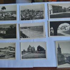 Postales: 9 POSTALES COMILLAS AÑOS 50. Lote 213238707