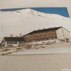 Postales: POSTAL DE SANTANDER 1973. HOTEL LA CORZA BLANCA ALTO CAMPOO. SIN CIRCULAR. Lote 213677545