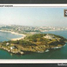 Postales: POSTAL SIN CIRCULAR - SANTANDER 194 - PENINSULA DE LA MAGDALENA - EDITA ESCUDO DE ORO. Lote 213742165