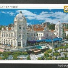 Postales: POSTAL SIN CIRCULAR - SANTANDER 79 - GRAN CASINO DE EL SARDINERO - EDITA ESCUDO DE ORO. Lote 213760463
