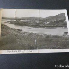 Cartes Postales: ISLA CANTABRIA PLAYA DEL SABLE. Lote 216598315