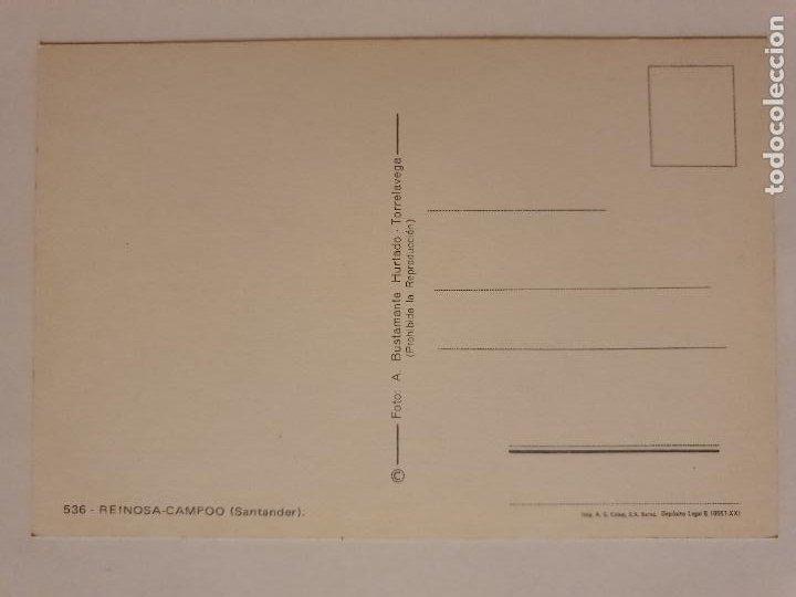 Postales: REINOSA - ALTO CAMPOO - VISTAS - LMX - CAN2 - Foto 2 - 217957621