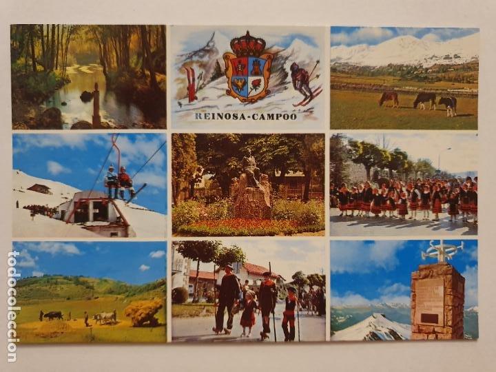 REINOSA - ALTO CAMPOO - VISTAS - LMX - CAN2 (Postales - España - Cantabria Moderna (desde 1.940))