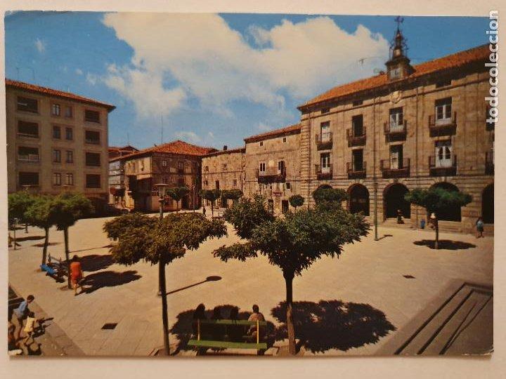 REINOSA - PLAZA DE ESPAÑA - LMX - CAN2 (Postales - España - Cantabria Moderna (desde 1.940))