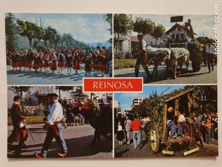 REINOSA - EL DÍA DE CAMPOO - LMX - CAN2 (Postales - España - Cantabria Moderna (desde 1.940))