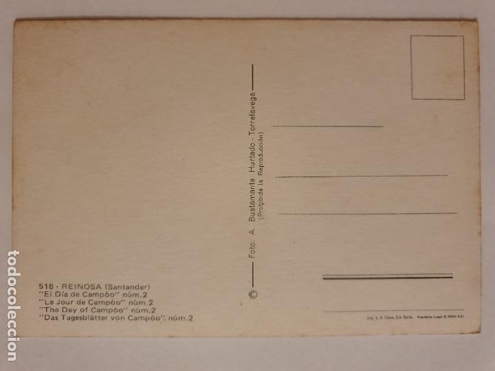 Postales: REINOSA - EL DÍA DE CAMPOO - LMX - CAN2 - Foto 2 - 217957845