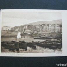 Postales: CASTRO URDIALES-FOT. PR. PILAR-FRANZ BÖHAM'S KUNSTVERLAG-POSTAL ANTIGUA-VER FOTOS-(74.140). Lote 218532781