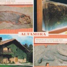 Postales: SANTANDER, ALTAMIRA, VARIOS ASPECTOS – F.BUSTAMANTE Nº 2004 – S/C. Lote 218634361