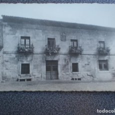 Postales: CANTABRIA SANTILLANA DEL MAR PARADOR GIL BLAS POSTAL ANTIGUA. Lote 218795328