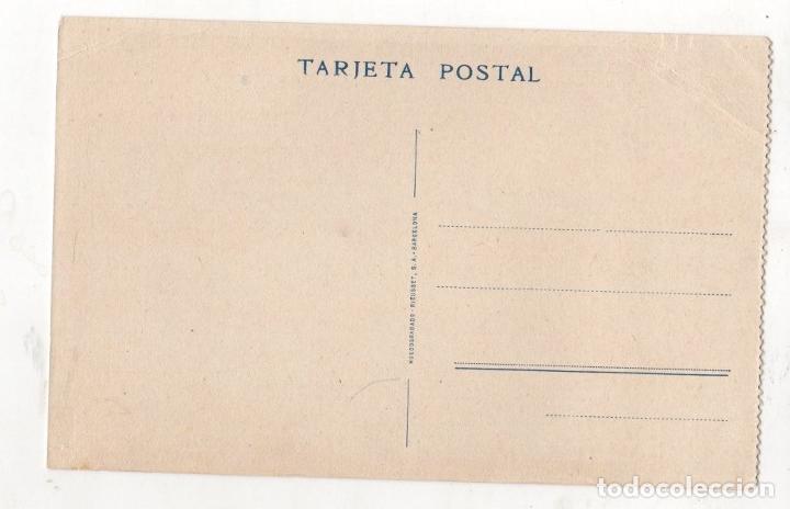 Postales: TARJETA POSTAL HOSTAL PICOS DE EUROPA. POTES, SANTANDER. HUECOGRABADO RIEUSSET - Foto 2 - 219289757