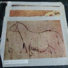 Postales: LOTE 3 POSTALES CUEVAS DE CANTABRIA (ALTAMIRA Y PUENTE VIESGO). AÑOS 90, GRAN FORMATO. Lote 219676508
