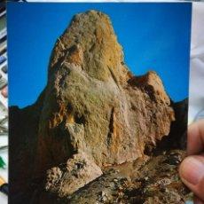 Postales: POSTAL PICOS DE EUROPA NARANJO DE BULNES CARA OESTE Y REFUGIO DE LA VEGA DE URRIELLO N 89 BUSTAMANTE. Lote 220780321