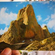 Postales: POSTAL PICOS DE EUROPA NARANJO DE BULNES N 93 BUSTAMANTE DE POTES S/C. Lote 220780590