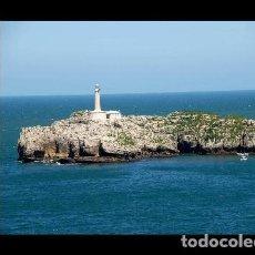 Cartes Postales: POSTAL FARO ISLA DE MOURO S/C. Lote 220952567