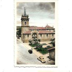 Postales: PAREJA DE POSTALES ANTIGUAS DE REINOSA CANTABRIA SIN CIRCULAR. Lote 220976585