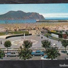 Postales: LAREDO. JARDINES DE ELORZA Y PLAYA. Lote 220990023