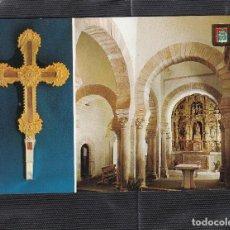 Postales: Nº 52 SANTANDER. LIGNUN CRUCIS. SANTO TORIBIO DE LIEBANA. Lote 220990470