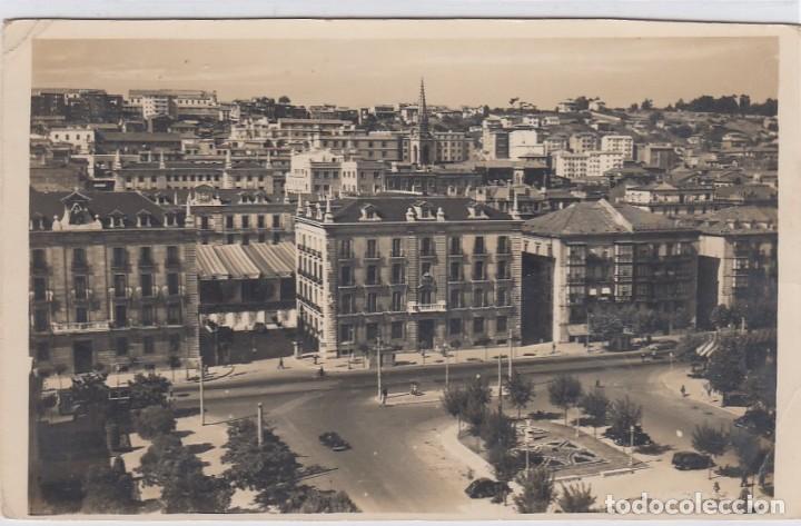 SANTANDER. AVENIDA DE ALFONSO XIII. ED. AISA. Nº 221. POSTÁL ESCRITA. (Postales - España - Cantabria Moderna (desde 1.940))