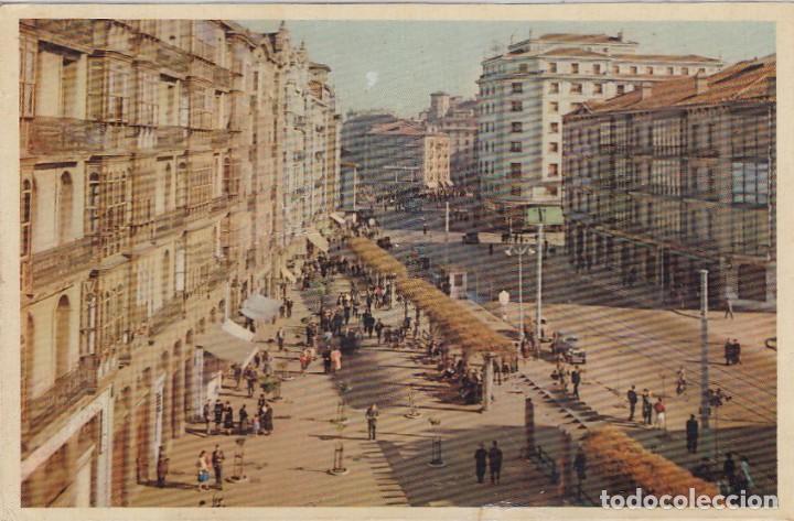 SANTANDER. ALAMEDA DE JESÚS MONASTERIO. ED. DOMINGUEZ. Nº 10. POSTÁL SIN CIRCULAR. (Postales - España - Cantabria Moderna (desde 1.940))