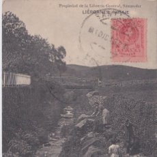 Postales: LIERGANES (CANTABRIA) - PAISAJE. Lote 221322185