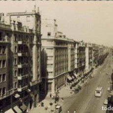 Postales: SANTANDER. Nº 142, AVENIDA DE CALVO SOTELO. FOTOGRÁFICA EDICIONES ARRIBAS. MANUSCRITA 1958. Lote 221595767