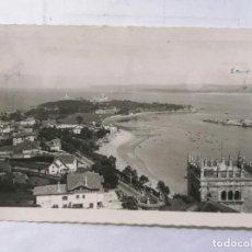 Postales: POSTAL SANTANDER, PENINSULA DE LA MAGDALENA,, AÑOS 50. Lote 221970923