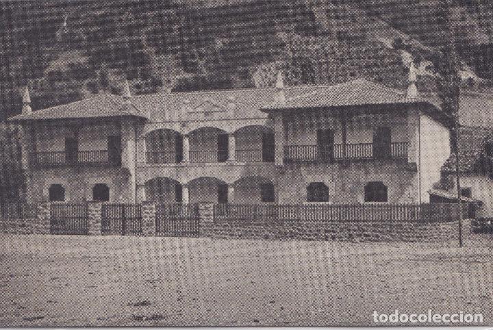 POTES (CANTABRIA) - NUEVO HOSPITAL DE POTES (Postales - España - Cantabria Moderna (desde 1.940))