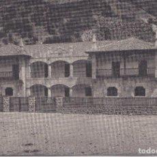 Postales: POTES (CANTABRIA) - NUEVO HOSPITAL DE POTES. Lote 222092222